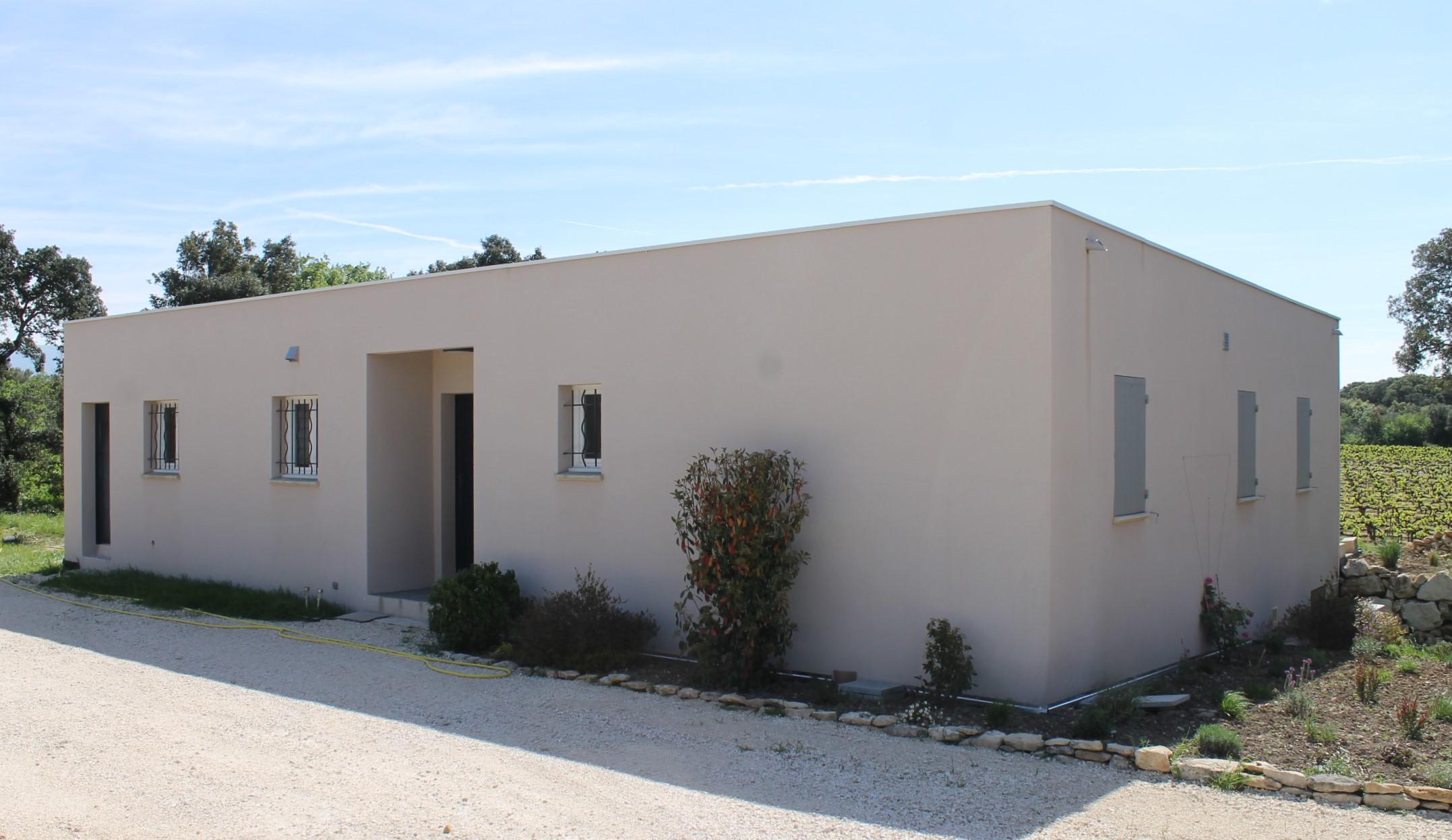 Maison passive ou à énergie positive - PCEH